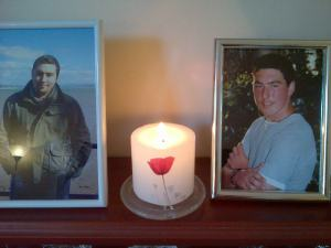 ROSS CANDLE