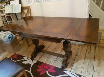 solid oak table (4)